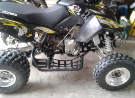 Access Motor Tomahawk 400 Limited